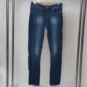 Paige Skyline Skinny Legging Jeans Size 26